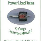 Cowen's Postwar Lionel O-Gauge Reference Manual 1