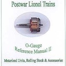 Cowen's Postwar LIonel Trains O-Gauge Reference Manual 2