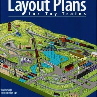 Kalmbach Books 108275 Layout Plans for Toy Trains