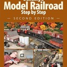 Kalmbach Books 12467 Building a Model Railroad Step by Step, 2nd Edition