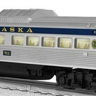 Lionel 6-38428 Alaska Budd Powered RDC (Conv. LOCO #711)