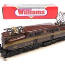 Williams by Bachmann Williams 934920 PRR 5-Stripe GG-1