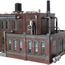 Woodland Scenics 5848 Morrison Door Factory, Built & Ready