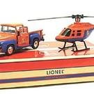 TMT-411 Lionel Truck & Helicopter Set