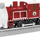Lionel 6-81441 North Pole Central Rotary Snowplow