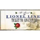 Lionel 9-22051 Lionel Lines 2015 Ticket Ornament