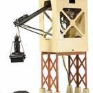 MTH 30-9043 Operating Coaling Tower
