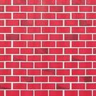 "Brick Paper, 24""x5', 10sf"
