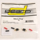 The Electric RR Co. 500-103 #1221 2-Pin Micro Plug Tether