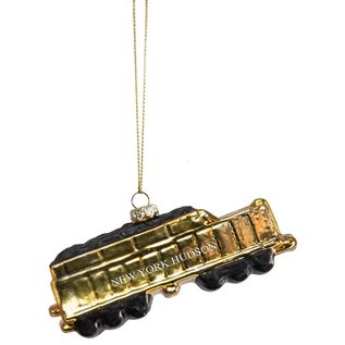 Lionel 9-22036 NYC Blown Glass Tender Ornament