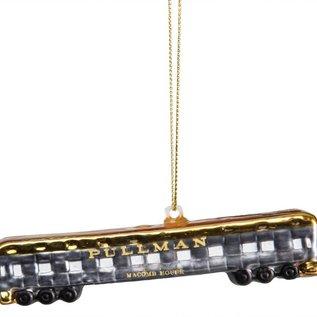 Lionel 9-22037 NYC Blown Glass Passenger Car Ornament