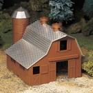 Bachmann 45602 Dairy Barn, Bachmann Plasticville