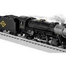 Lionel 6-81191 Erie LEGACY Scale Heavy Mikado 2-8-2 Steam Locomotive #3207