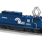 Lionel 6-82178 Conrail LionChief Plus E33 Rectifier Electric Locomotive #306