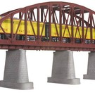 MTH 40-1103 Steel Arch Bridge / Rust