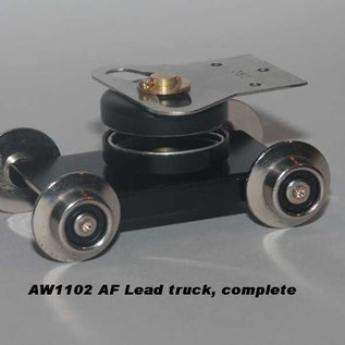Model Engineering Works AW1102 4-Wheel Lead Truck Complete