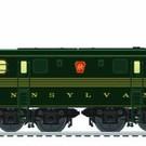 Lionel 6-82749 Pennsylvania GG1 #4935, 5 Stripe