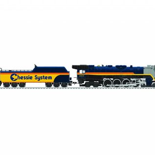 Lionel 6-83203 Chessie Steam Special LEGACY™ T1 Locomotive #2101