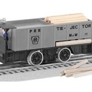 Lionel 6-81444 PRR COMMAND TIE-JECTOR