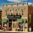 Woodland Scenics 5890 Lubener's General Store O Scale Kit