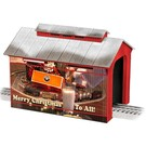 Lionel 6-83291 Chirstmas Half-Covered Bridge