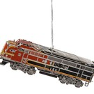 Lionel 9-22058 Santa Fe Locomotive 3d Metal Ornament