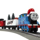 Lionel 6-83512 Thomas & Friends Christmas LionChief Freight Set