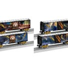 Lionel 6-83645 The Polar Express Boxcar 2-Pack
