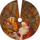 Lionel 9-33088 Santa's Delivery Tree Skirt