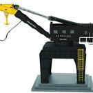 Lionel 6-82055 Bethlehem Steel Command Control Trackside Crane