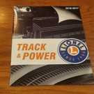 Lionel 2016-17 LIONEL Track & Power Catalog