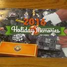 Lionel 2016 LIONEL Holiday Memories Catalog