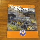Lionel 2014-15 LIONEL Track & Power Catalog