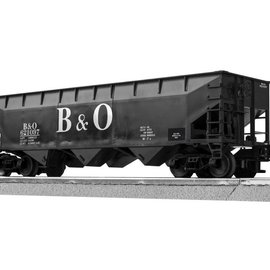 Lionel 3-16060-1 B&O 3-Bay Offset Hopper, single car, LionScale