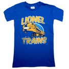 Lionel 9-51024LG Youth T-Shirt Happy Train, Y-Large