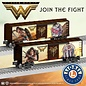 Lionel 6-84616 Wonder Woman Boxcar