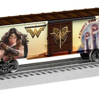 Lionel 6-84616 Wonder Woman Boxcar (PRE-ORDER)