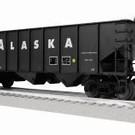 Lionel 3-16106 Alaska 3-Bay Offset Hopper #14809, single car, LionScale
