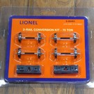 Lionel 6-84463 2-Rail Conversion Kit - 70 Ton