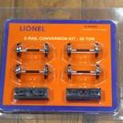 Lionel 6-84462 2-Rail Conversion Kit - 50 Ton