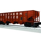 Lionel 3-16124 Southern 3-Bay Hopper #72838, LionScale