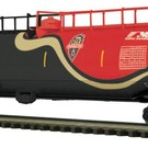 MTH 20-96273 First Responders 33,000g Tank Car