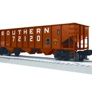Lionel 3-16120 Southern 3-Bay Hopper 6-Pack, LionScale