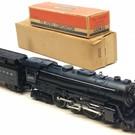Lionel Lionel No. 2055 4-6-4 Steam Loco & 6026W Tender w/Boxes