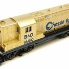 Lionel Lionel #8359 B&O Chessie System GP-7 Diesel