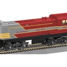American Flyer 6-42597 AF Canadian Pacific Baldwin Switcher #7070