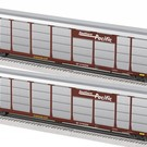 Lionel 6-29349 Southern Pacific Auto Rack 2-Pack