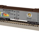 American Flyer 6-49955 Monarch Finer Foods Wood-Sided Reefer