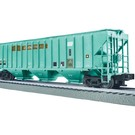 Lionel 3-16176 RFMX PS-2CD Covered Hopper #464531, LionScale