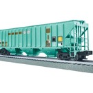 Lionel 3-16172 RFMX PS-2CD Covered Hopper #464284, LionScale